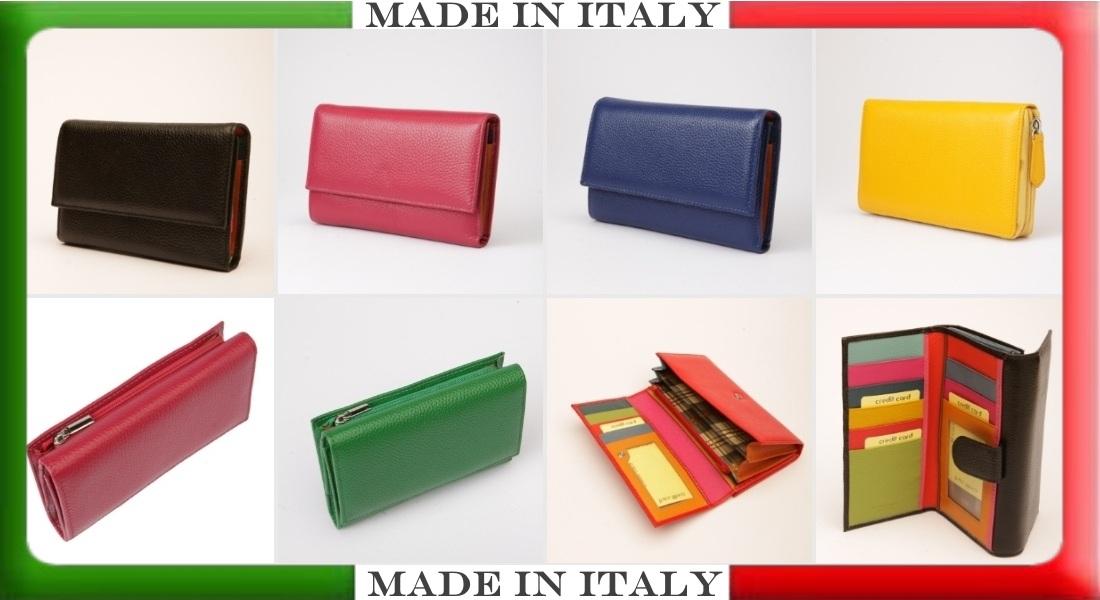 Кожаные кошельки женские Италия MARANT