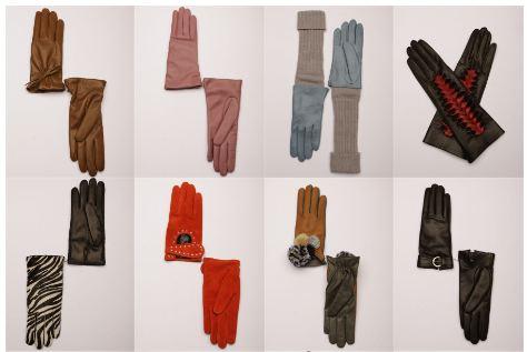 Перчатки из Италии L'ARTIGIANO DEL GUANTO