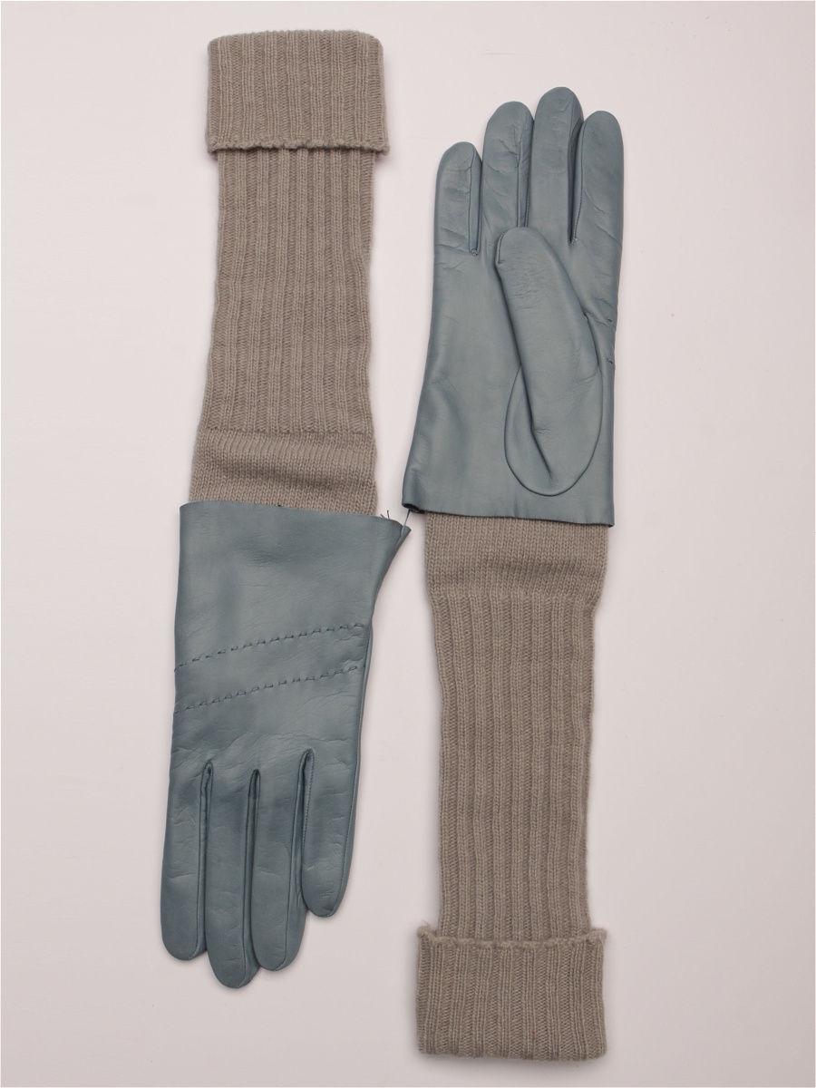кожаные перчатки из италии