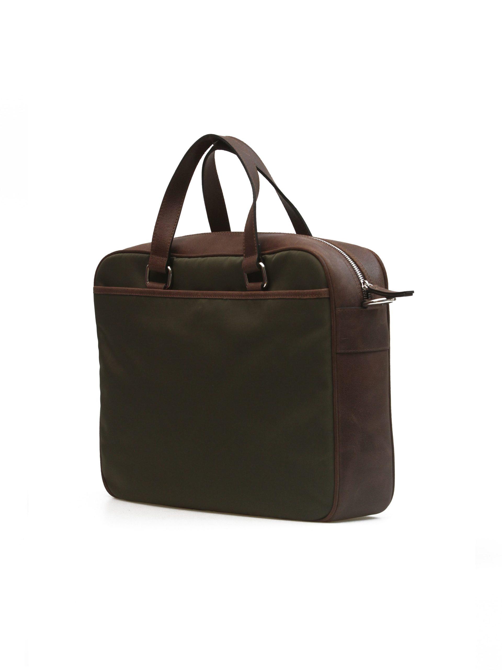 сумка для ноутбука коричневая
