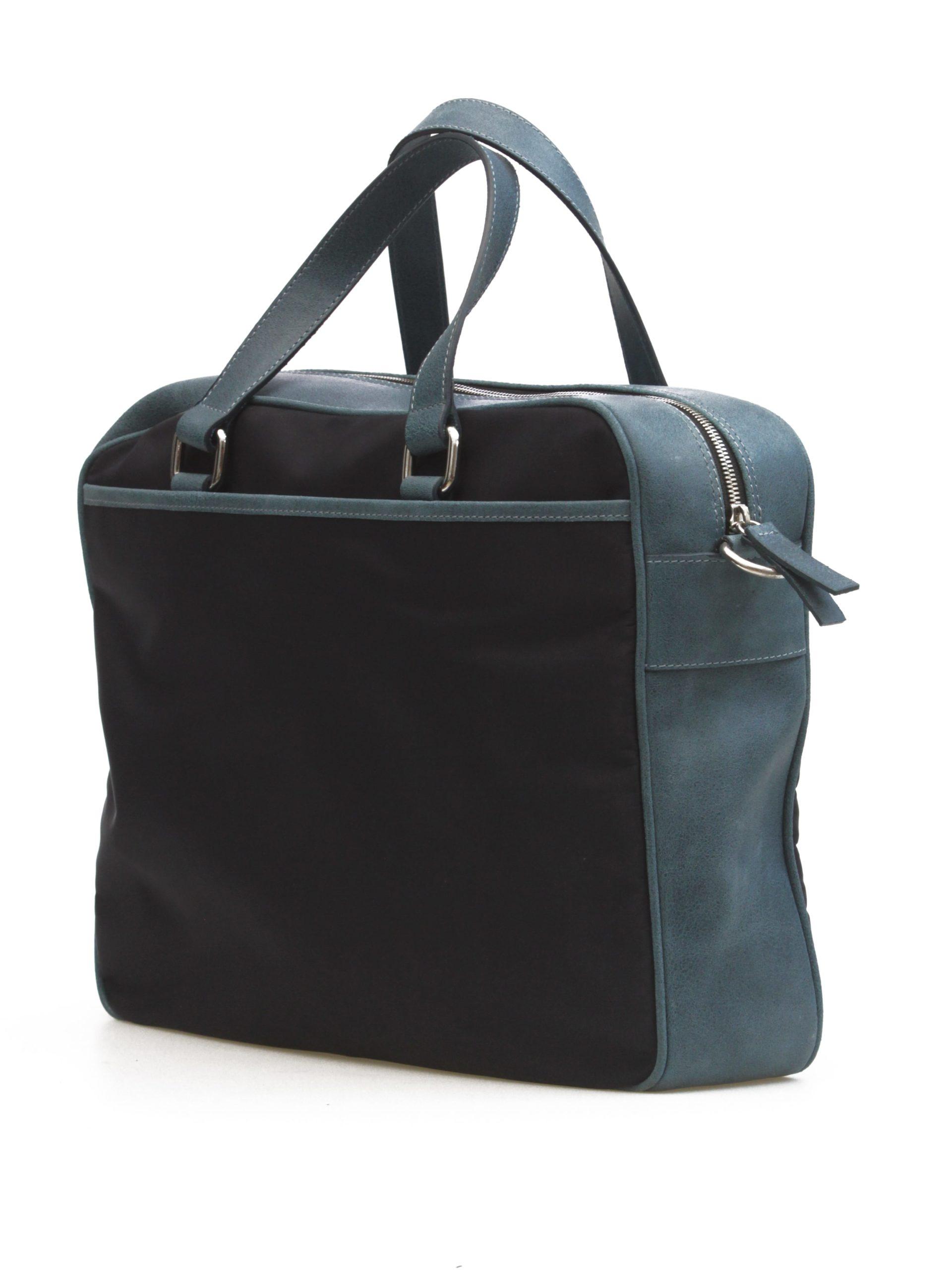 сумка для ноутбука синяя