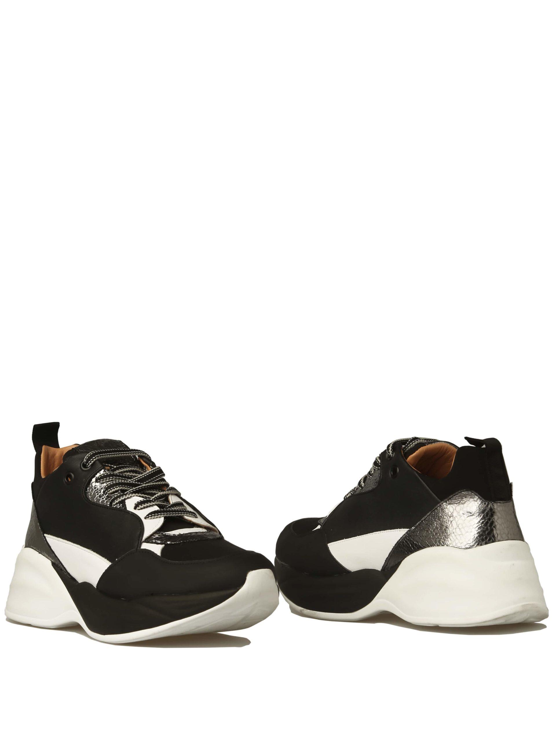 кроссовки женские темные